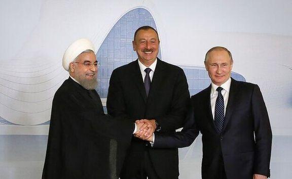 جمهوری آذربایجان، روسیه و ایران کریدور انرژی راهاندازی میکنند