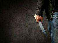 حمله فرد مسلح به عابران پیاده +فیلم