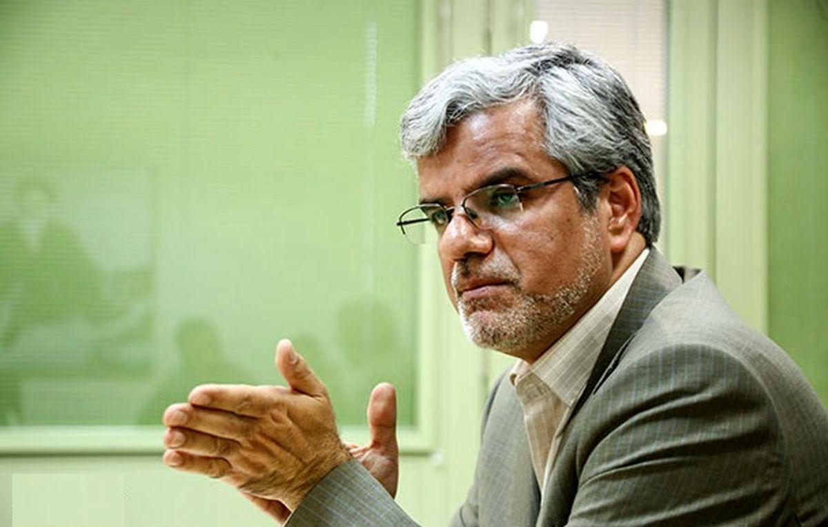 محمود صادقی اعلام کاندیداتوری کرد