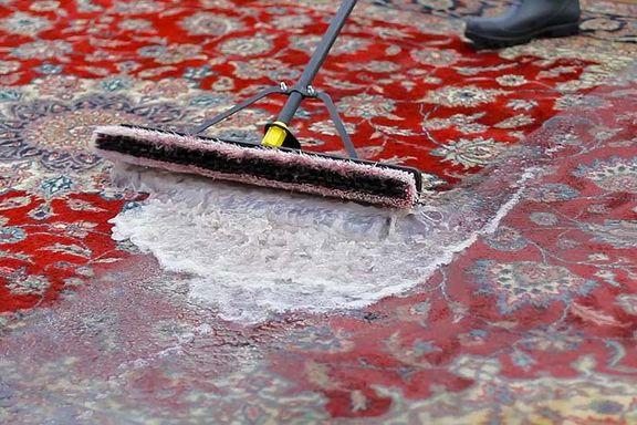 قیمت مصوب شست و شوی فرش و موکت در قالیشویی