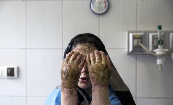 اسید پاشی در پیرانشهر