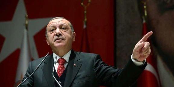 اردوغان: از تحریمهای آمریکا علیه ایران پیروی نمیکنیم