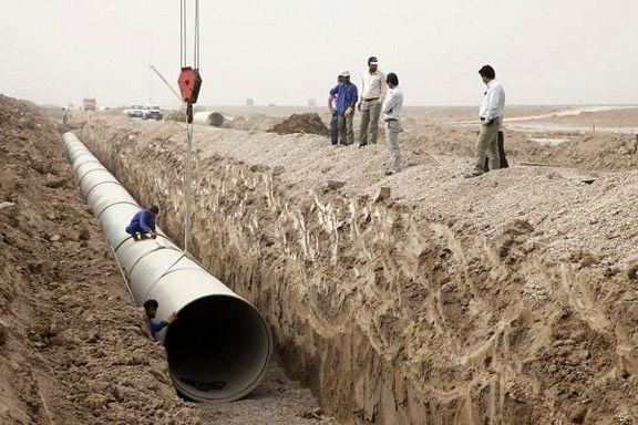 تخریب ۷۰۰هکتار جنگل ۳.۵میلیون ساله برای انتقال آب خزر