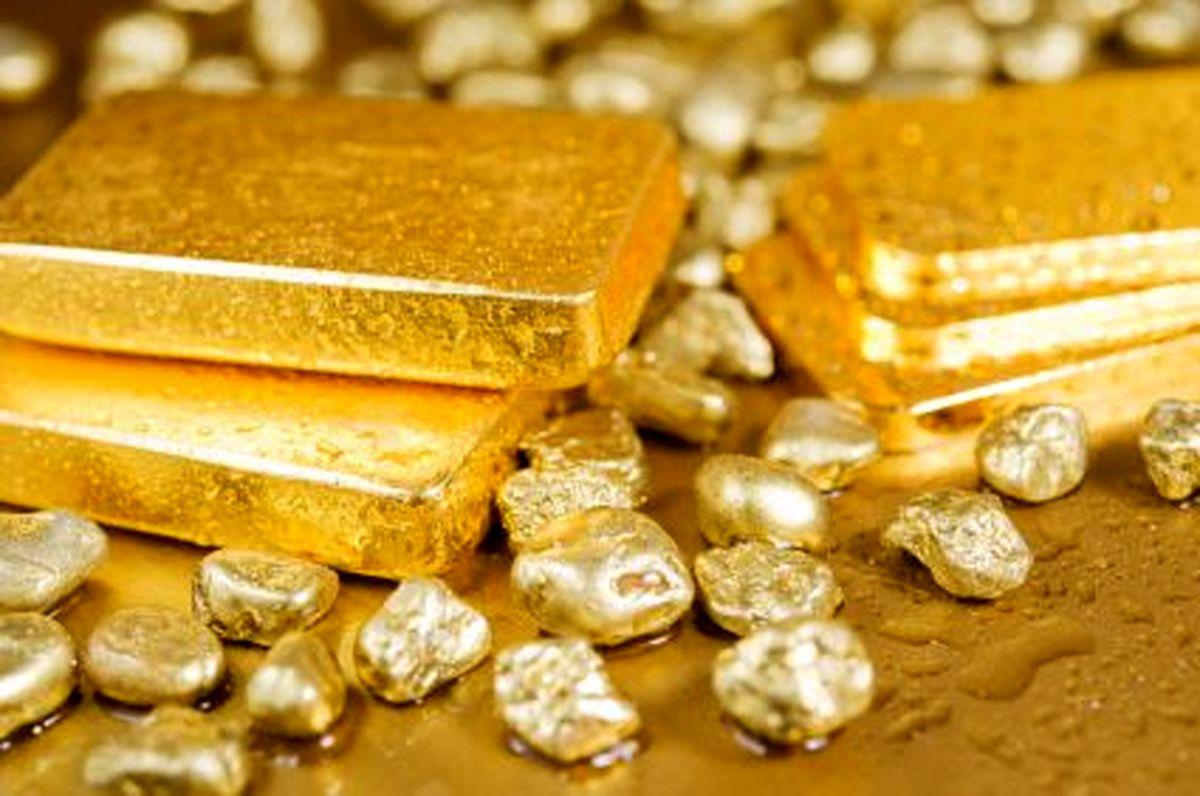 واردات طلای آب شده به کشور آزاد شد