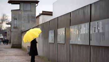 هفتادوچهارمین سالروز جهانی هولوکاست +تصاویر