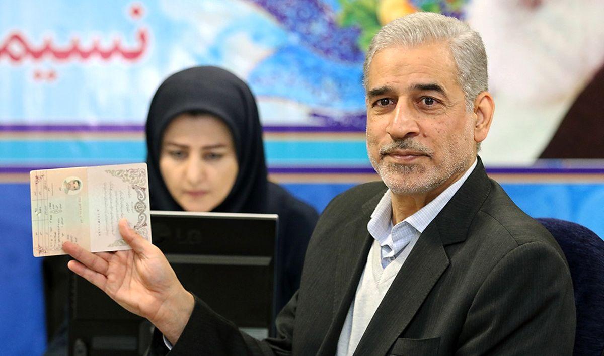 وزیر اسبق جهاد کشاورزی اعلام کاندیداتوری کرد