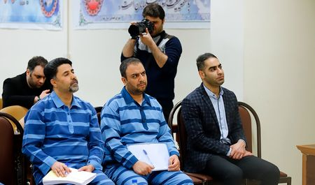متهمان تعاونی البرز ایرانیان