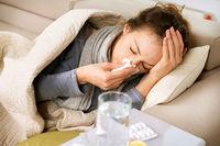 آنفلوانزا را با سرماخوردگی اشتباه نگیرید