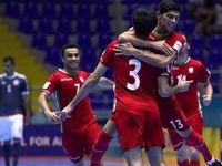 سه فوتسالیست ایرانى، نامزد بهترین بازیکن سال  آسیا