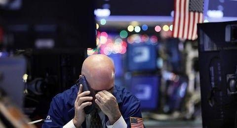 سقوط شاخص داوجونز