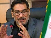 شمخانی: ایران اظهارات ترامپ را جدی نمیگیرد