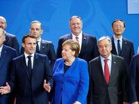 کنفرانس برلین با محوریت لیبی آغاز شد